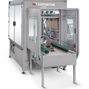 Formadora de cajas de cartón automática F2010 Comarme