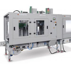 GEM XF520 - XF670 Precintadora de cajas de cartón automática